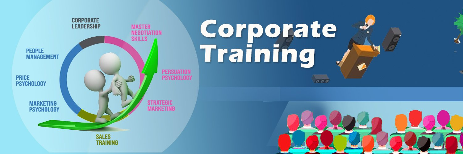 Corporate Training Banner